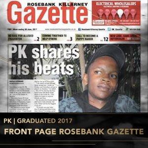 PK Rise Academy DJ Perform Music Production lessons Johannesburg Durban Cape Town stage