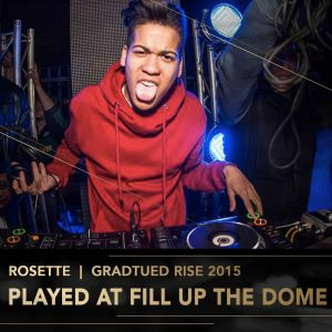 Rosette Rise Academy DJ Perform Music Production lessons Johannesburg Durban Cape Town stage