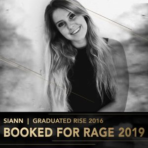 Siann Rise Academy DJ Perform Music Production lessons Johannesburg Durban Cape Town stage